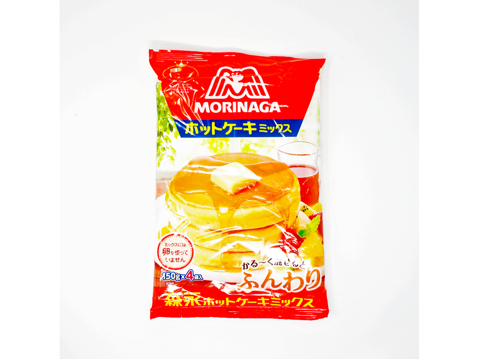 Morinaga Hot Cake Mix (5.29oz/150g X 4bags)