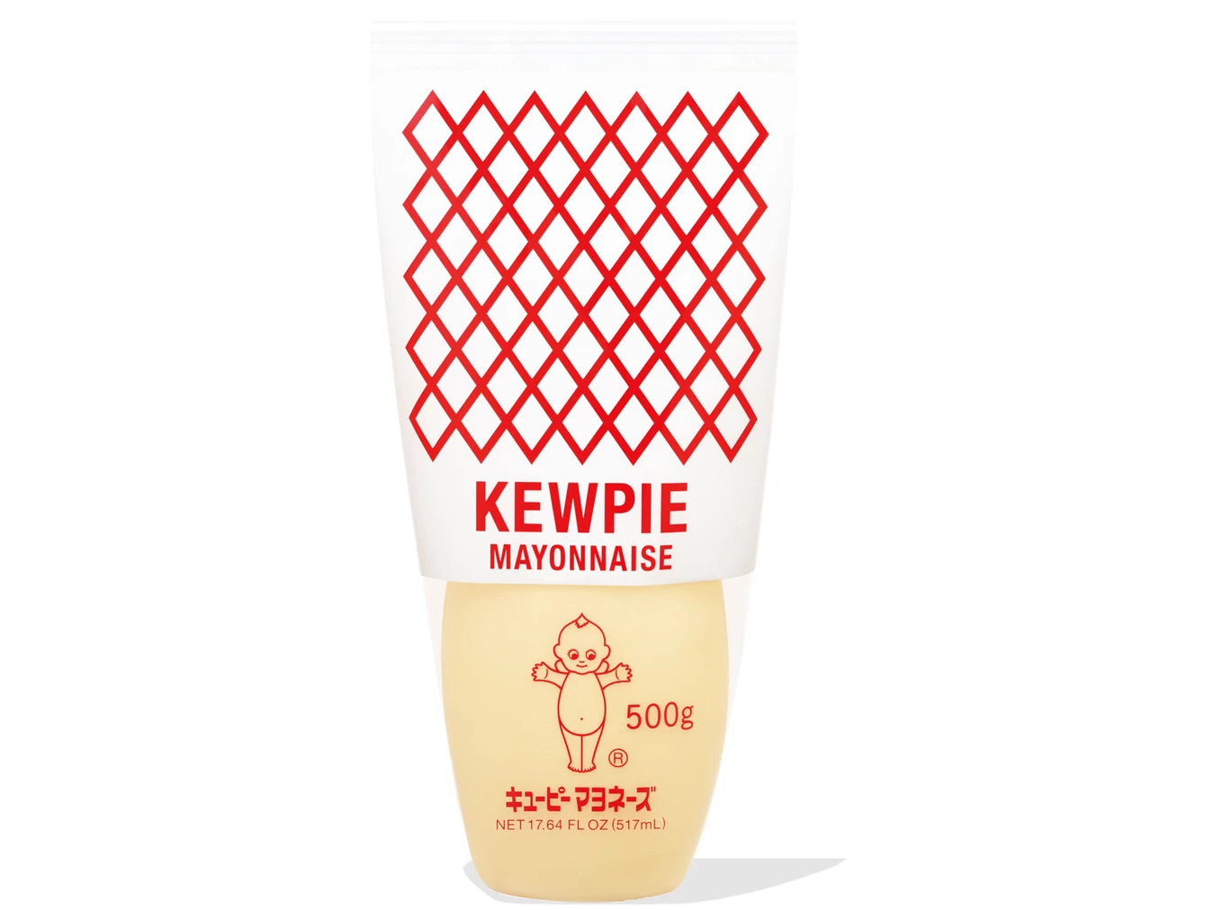 Kewpie: Mayonnaise (17.6 oz / 500 g)