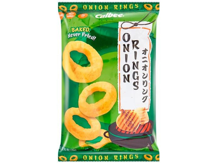 Calbee Onion Rings (2.47oz/70g) ONLINE SPECIAL SALE!!