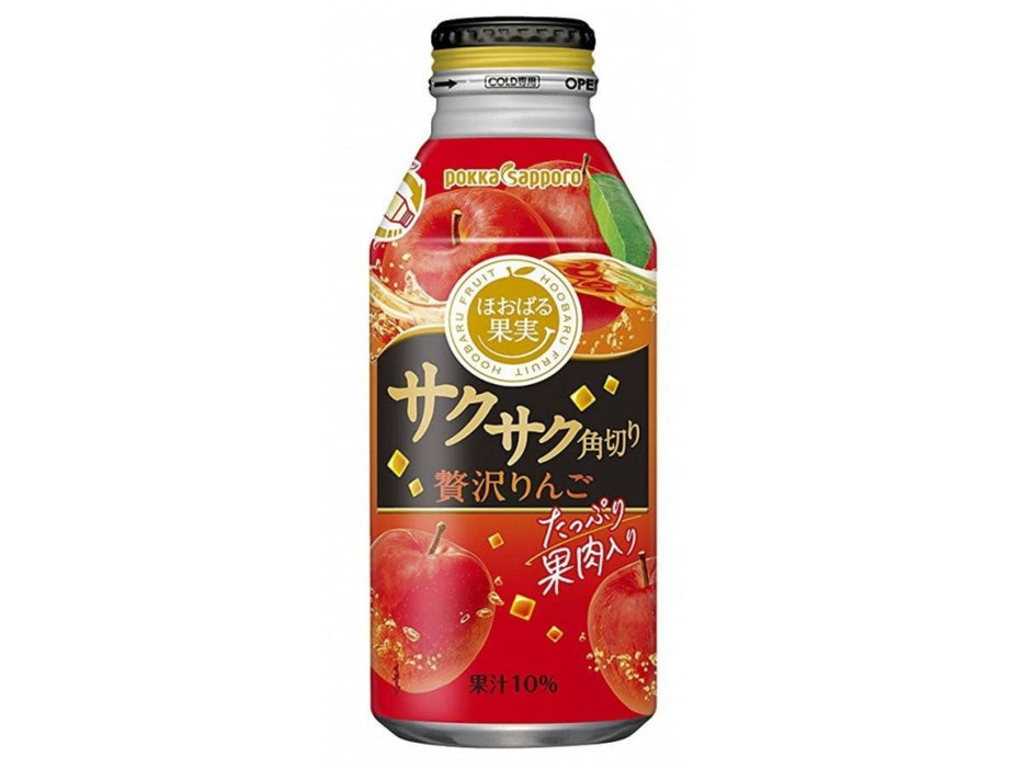 Pokka Sapporo Luxury Apple (13.5oz/400ml)