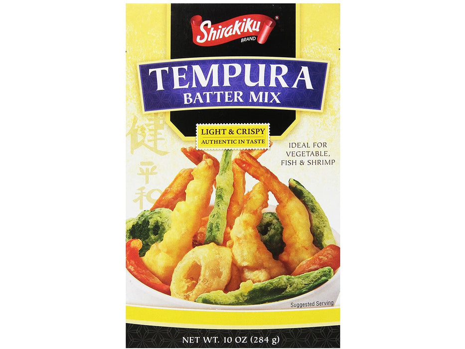 Shirakiku Tempura Batter Mix (10oz/284g)