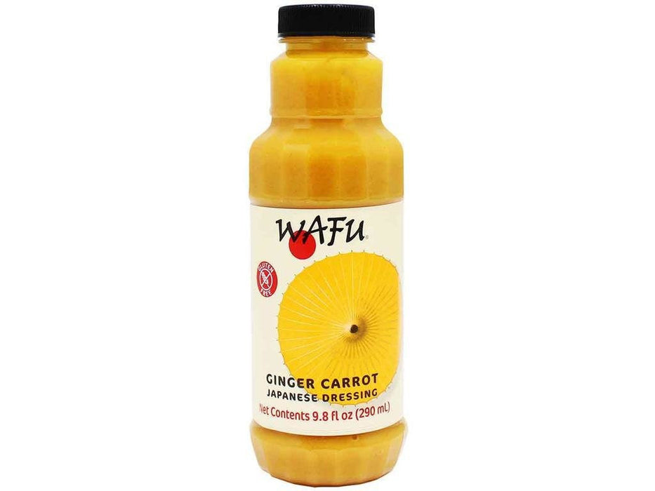 WAFU Ginger Carrot Dressing (9.8floz/290ml)