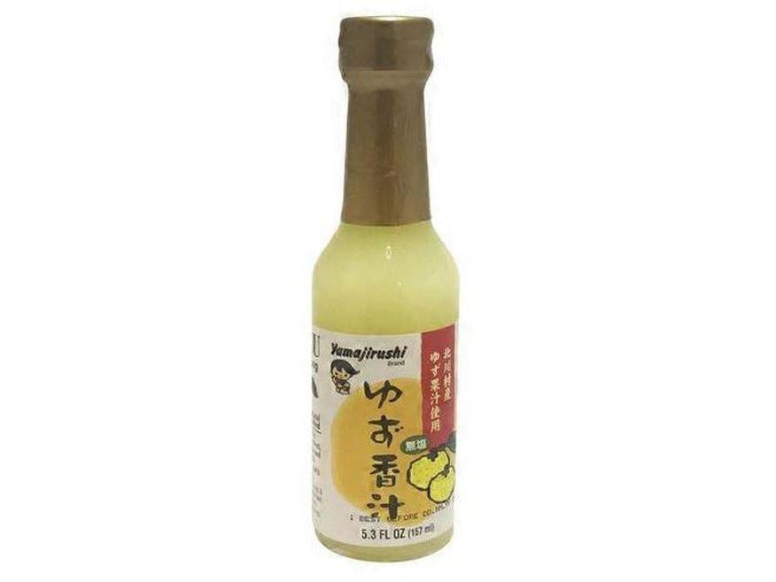 Yamajirushi Yuzu Seasoning Base Juice (5.3oz/157ml)