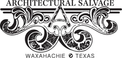 Architectural Salvage store in Downtown Waxahachie Texas specializing in reclaimed lumber, antique hardware, custom made furniture, furniture repair, repurposed items, one of a kind, vintage and antiques.