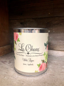 White Pepper - French Lime Paint 32 Oz