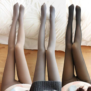 Flawless Thermal Stretchy Pantyhose