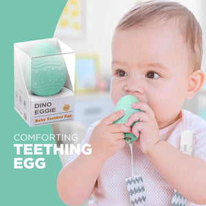 Comforting Teething Egg