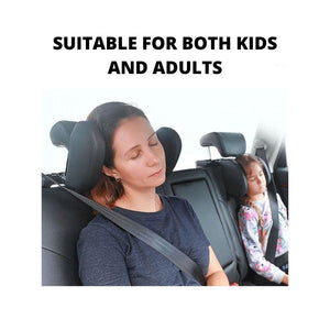 Adjustable Neck Support Pillow for Car