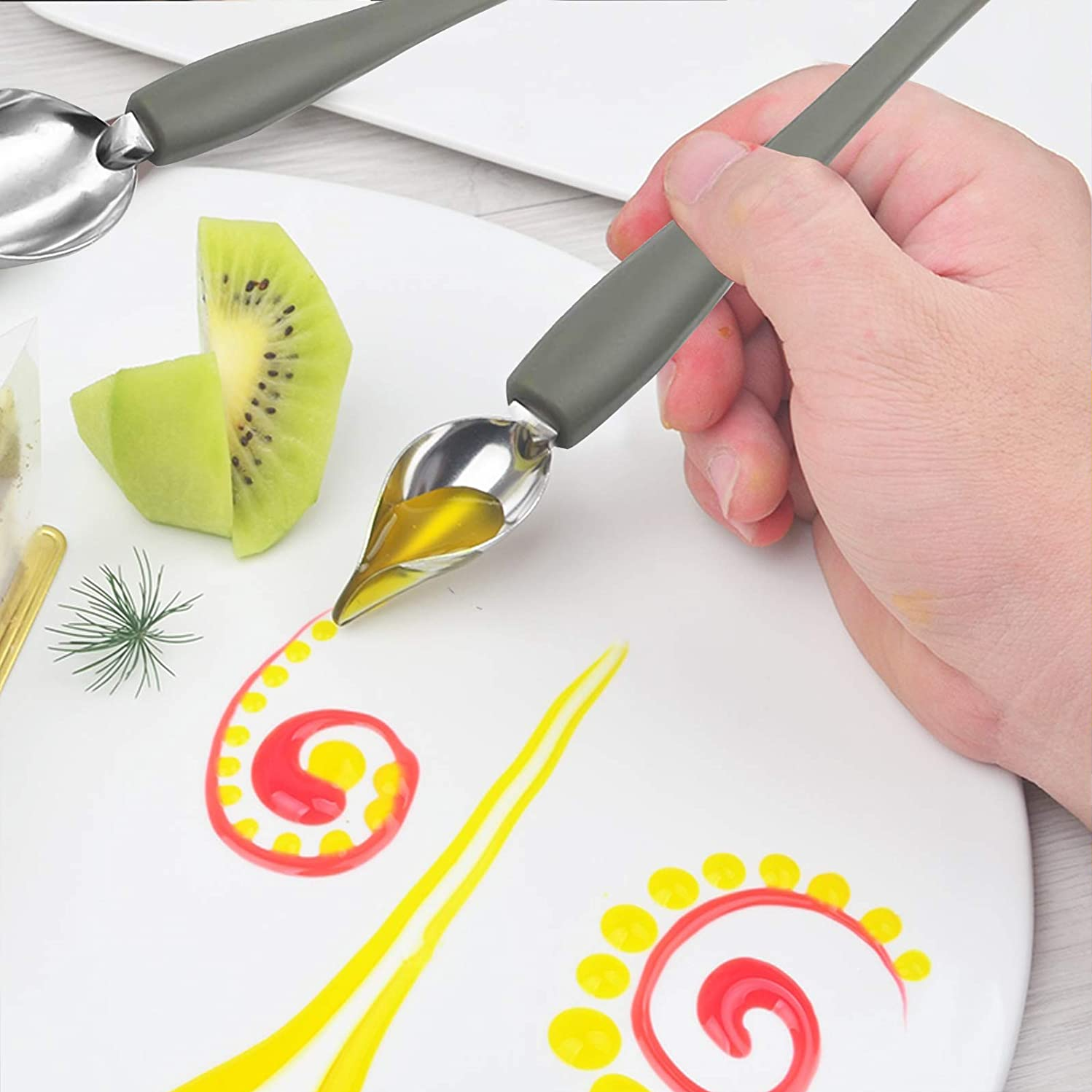Food Plating Spoons