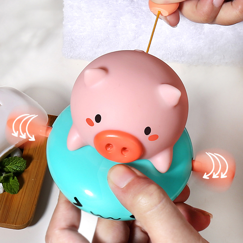 Piggy Bathtub Toy
