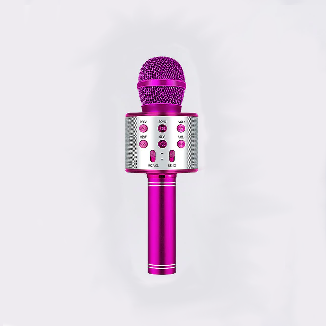 Wireless Singing Microphone