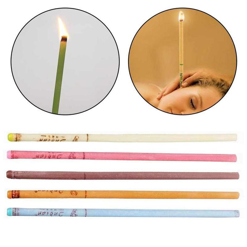 Natural Earwax Candles (10 PCS)