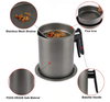 Bacon Grease Strainer Pot