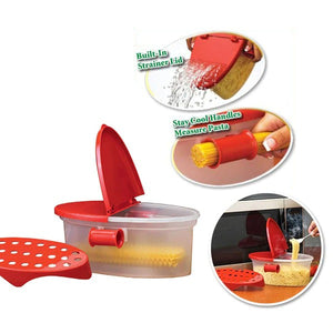 Heat Resistant Microwave Pasta Boat