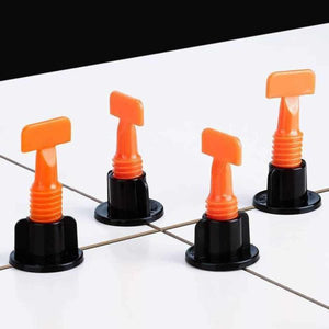 Reusable Tile Leveling System (50 PCS)