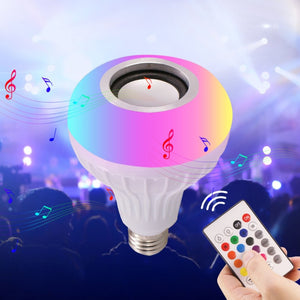 Magic Speaker Bulb