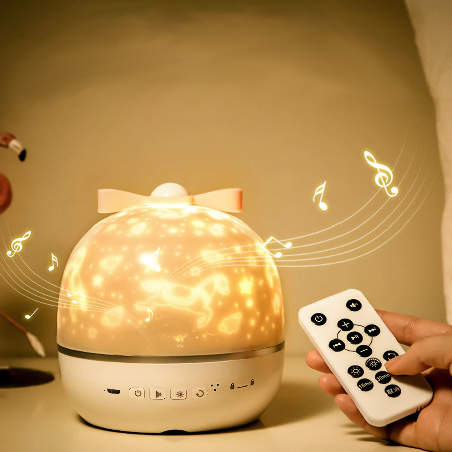 Dynamic Projector Lamp