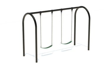 "Playground Swing Frames- 3.5"" Arch Post"
