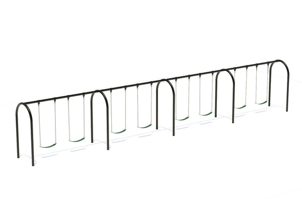 "Swing Frames- 3.5"" Arch Post Swing Frames"