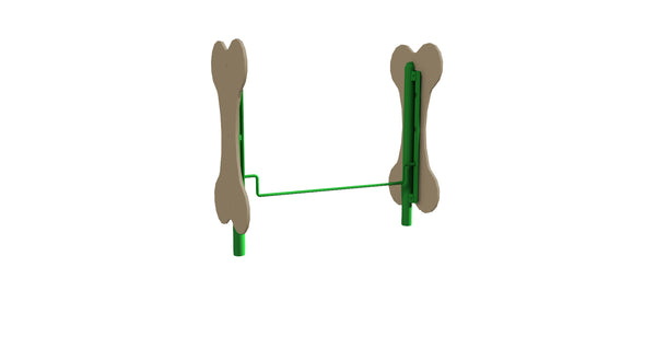 Adjustable Jump- Dog Park Series
