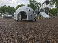 Bonded Rubber Playground Application