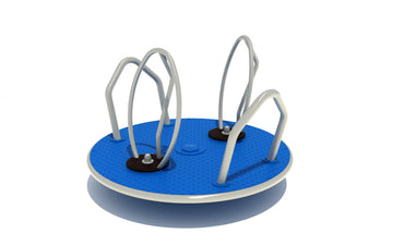 Artic Whirl Playground Spinner