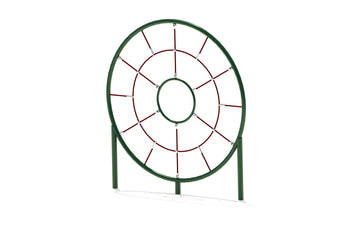 Dream Catcher Steel Playground Climber