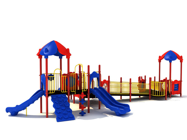 Inclusive Playground Equipment for All Children and abilities