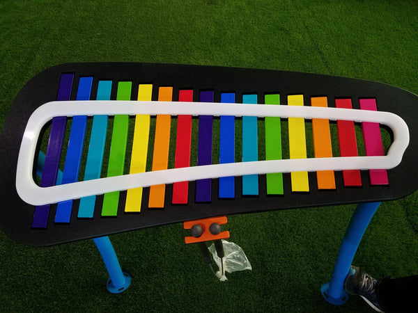 Spectrum Xylophone Outdoor Musical Instrument