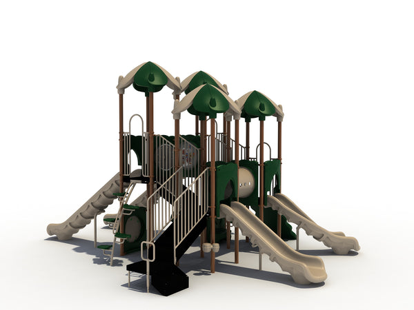 Outdoor Commercial Playground Equipment. Ready to Ship