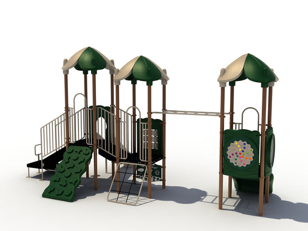 Ready To Ship Playground Equipment and Play Structures
