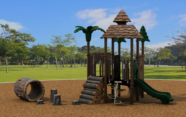 Tree Top Play Series Playground Equipment Theme
