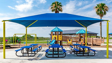 Rectangle Hip Shade Structure
