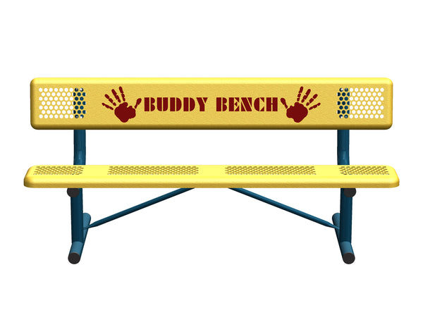 Park Buddy Bench
