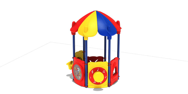 Toddler Time Playground Equipment for Toddlers 6-23 months