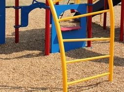 Wood Fiber Mulch Playground Safety Surfacing