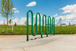 Commercial Grade Bike Rack