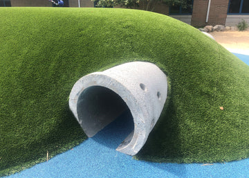Artificial Turf Outdoor Surfacing