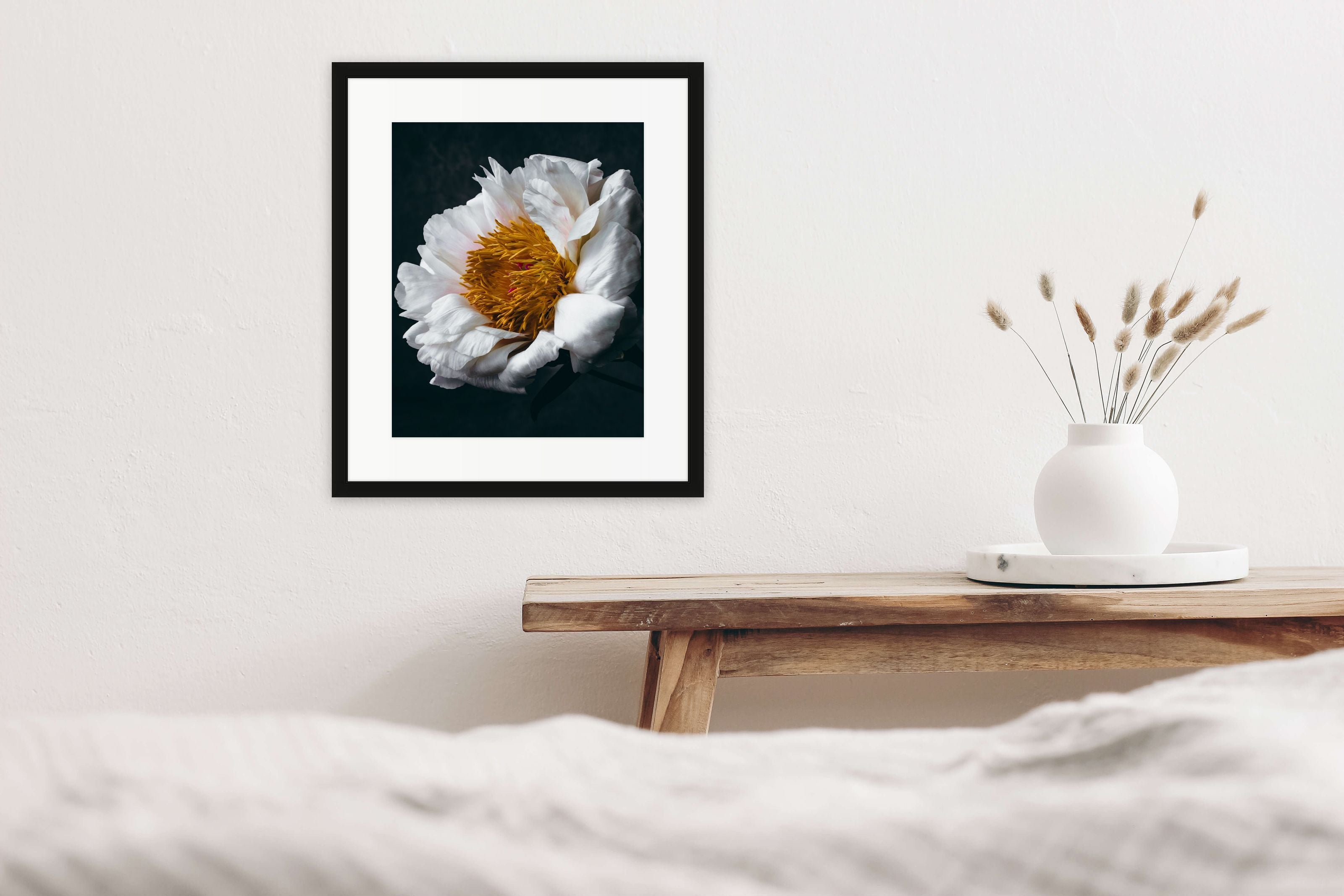 Floral art brings the outdoors inside