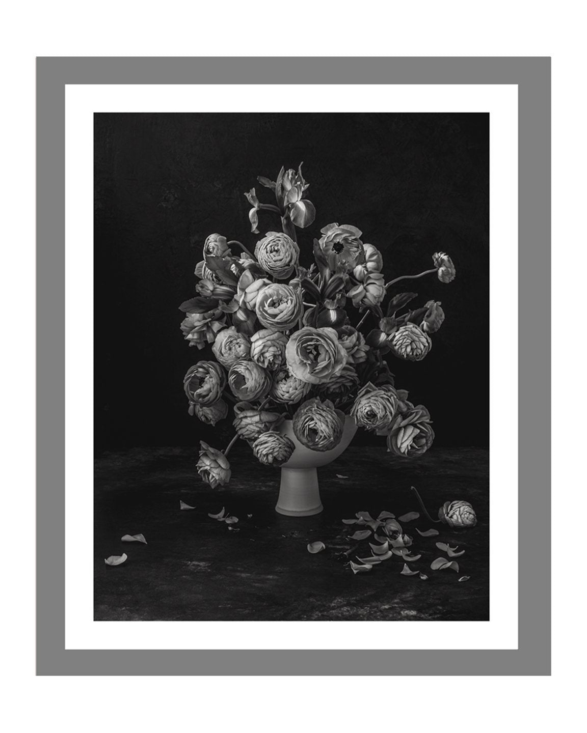 Crushing on You | Classic romantic fine art flower prints