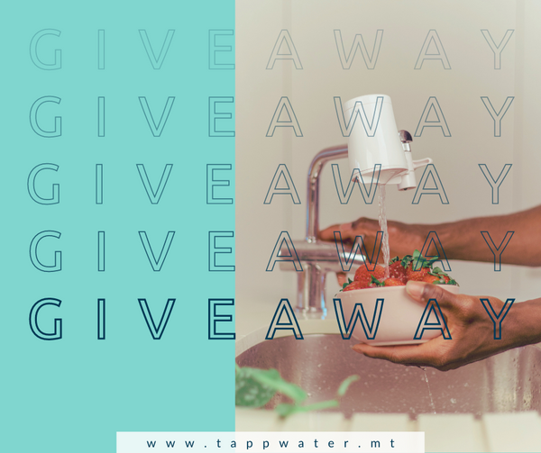 TAPP Water Summer Giveaway