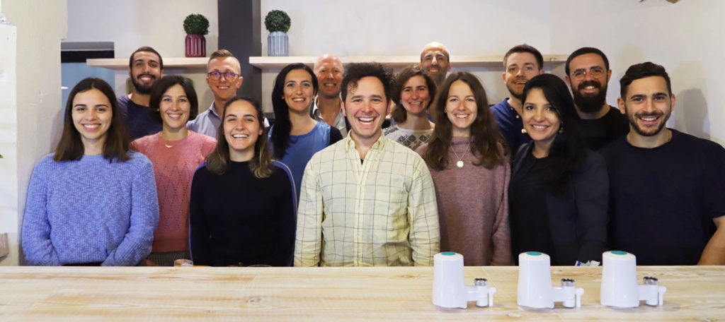 The TAPP Team - Sustainable tap water filters in Malta