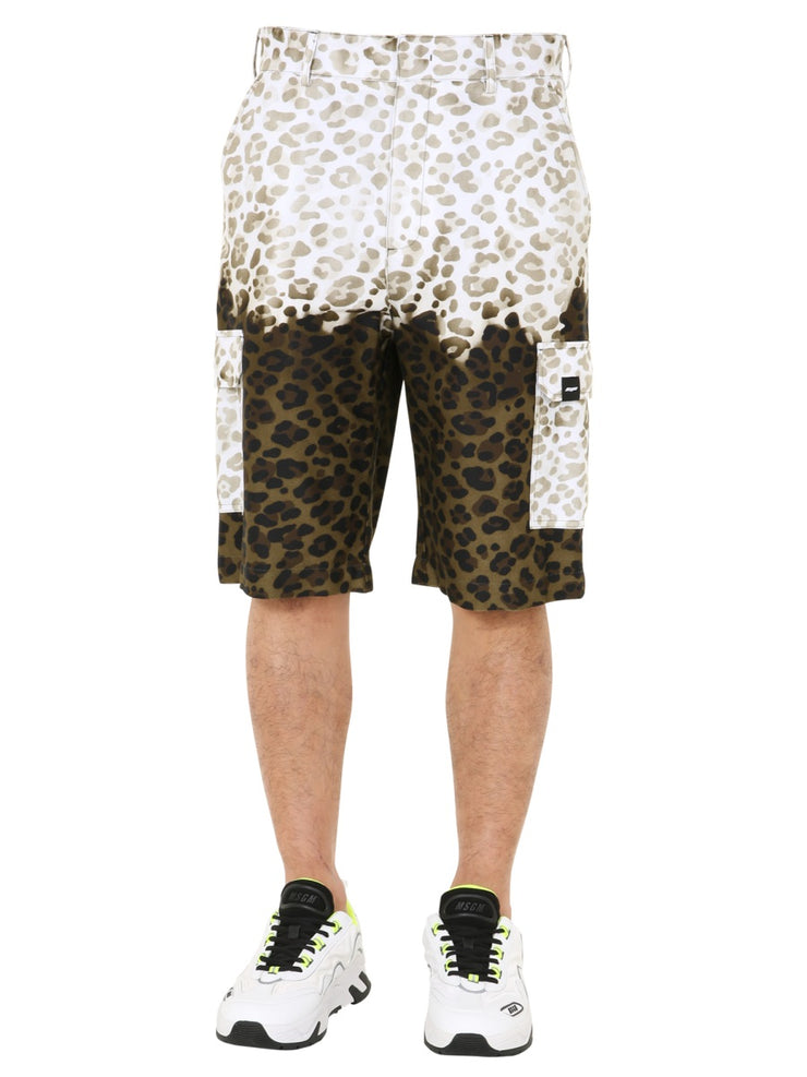 LEOPARD TROUSERS