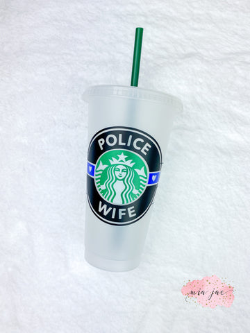 Police Cold Cup