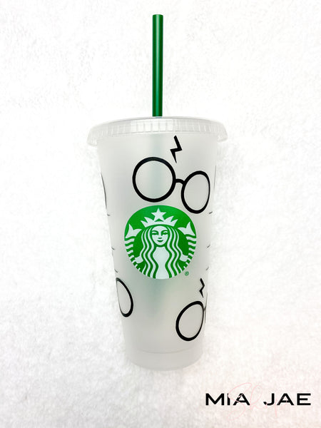 Harry Potter Personalized Cold Cup