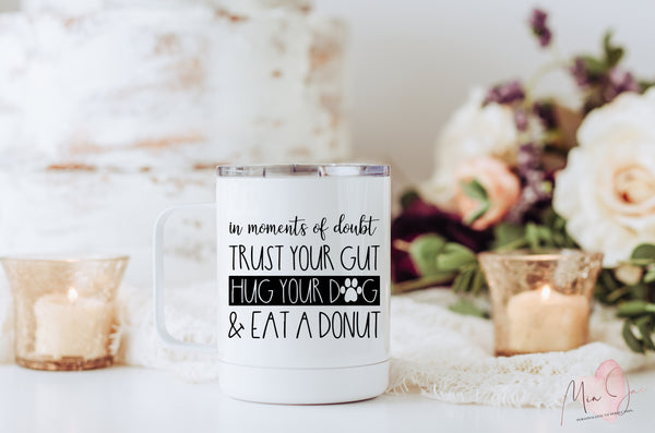Moments of Doubt Mug