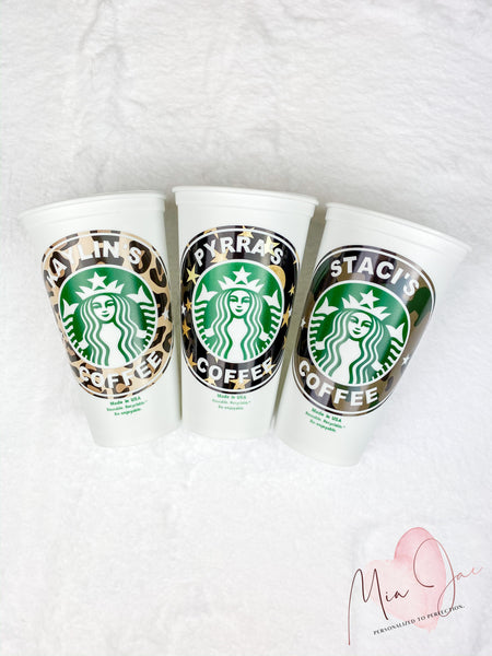 Coffee Personalized Hot Cup