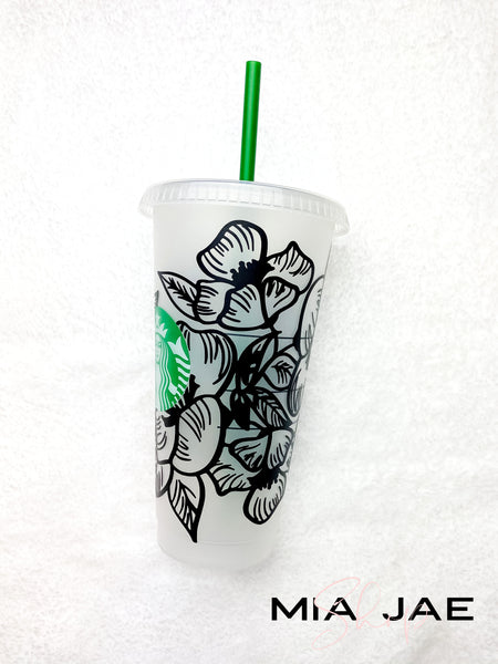 Tattoo Personalized Cold Cup