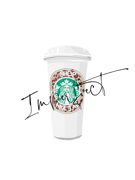 Custom Imperfect Personalized Hot Cup