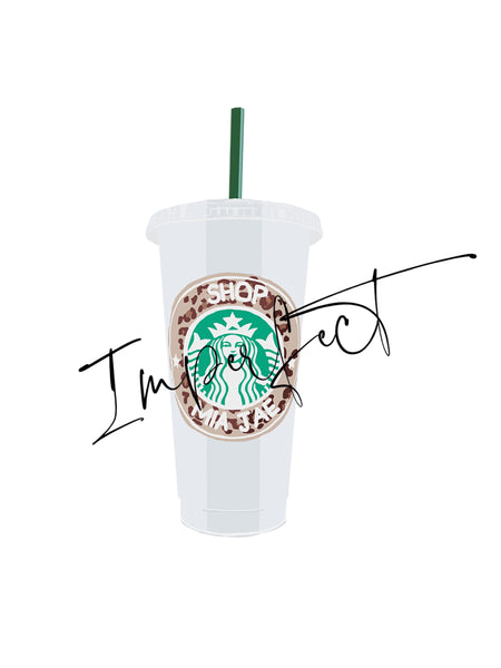 Custom Imperfect Personalized Cold Cup